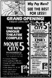 January 16th, 1981 grand opening ad