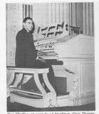 Ray Chaffer at the Civic 2-13 Wurlitzer