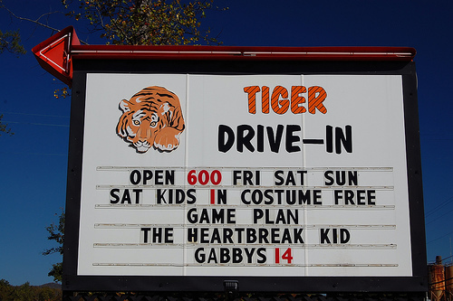 Tiger Drive-In