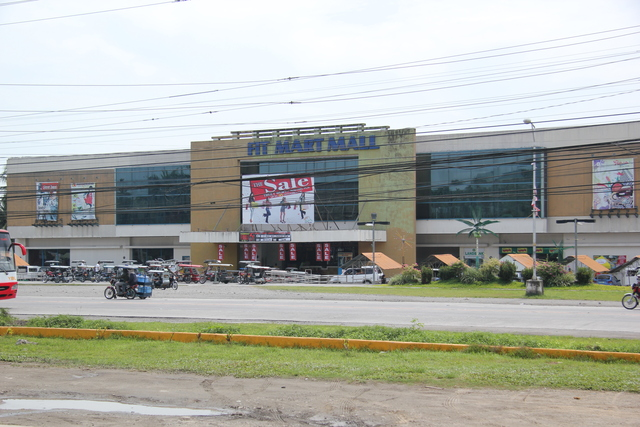 Fit Mark Mall External View