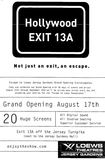August 17th, 2001 grand opening ad