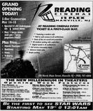 May 14th, 1999 grand opening ad