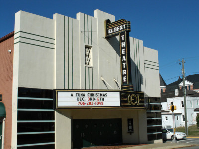 Elbert Theater