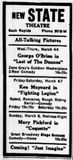 March 3rd, 1931 grand opening ad