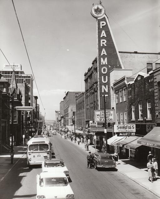 Paramount Theatre - 1961