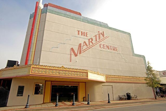 Martin Centre