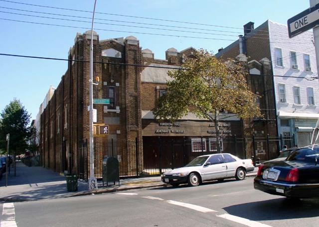 Wyckoff Theater, Brooklyn, NY