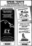 July 1st, 1982 grand opening ad
