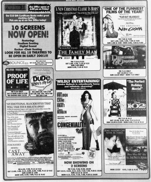 Waite park minnesota movie theater