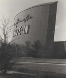 Mann France Drive-In in 1982