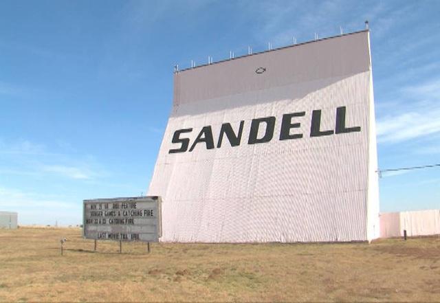 Sandell Drive-In