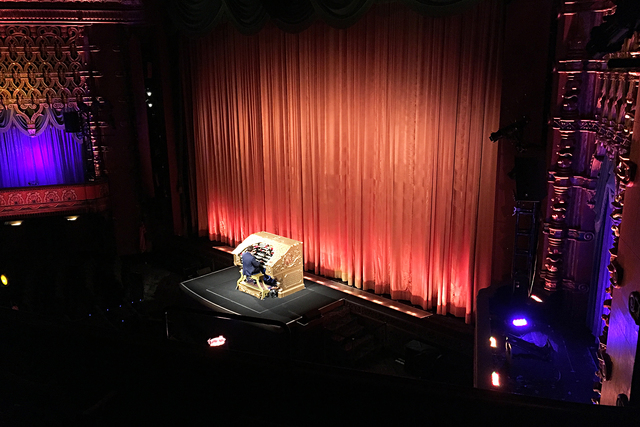 El Capitan Theatre, Los Angeles, CA