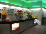 Kiosk, refurbished 2011