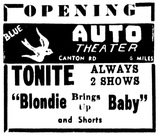Blue Bird Auto Theatre