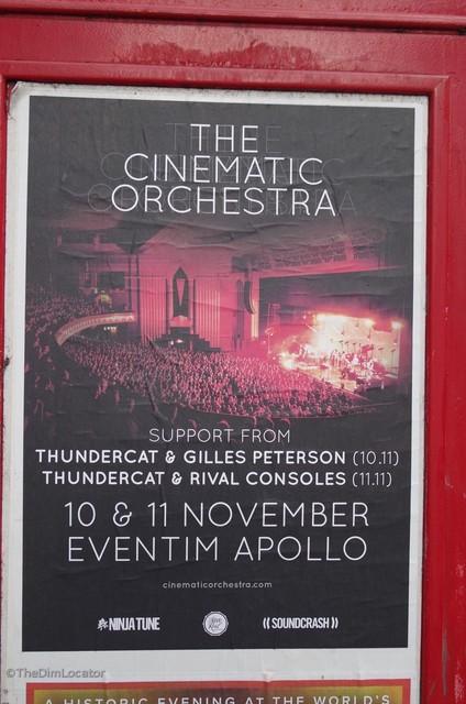 Eventim Apollo Hammersmith
