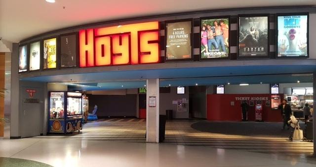 Belconnen movies