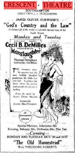 1922 ad