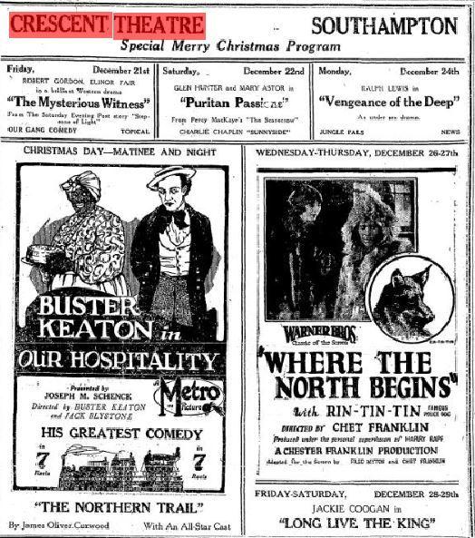 Christmas 1923