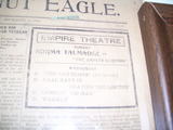 Empire Theatre - advertisement