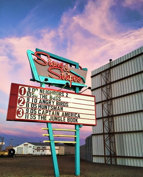 Stars and stripes drive in lubbock tx showtimes
