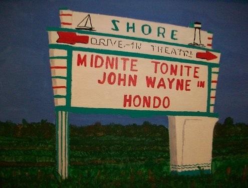 Shore Drive-In