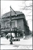 Sanders Theater, circa 1940 Tax Photo