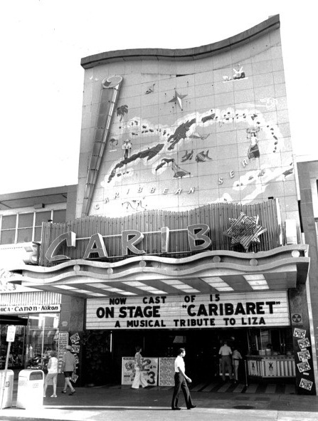 Carib Theatre In Miami Beach Fl Cinema Treasures