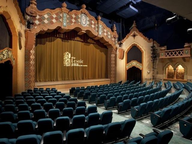 Lensic Performing Arts Center
