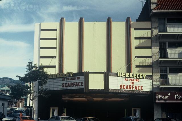 Berkeley, 1983