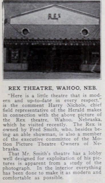 Wahoo Theatre