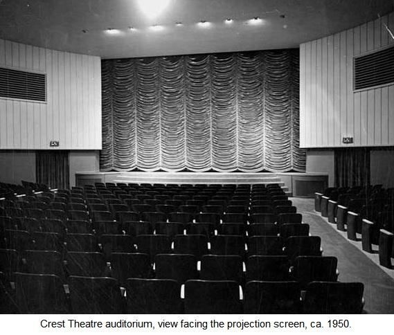 Crest Cinema Center