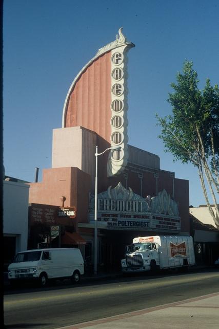 Fremont, 1984