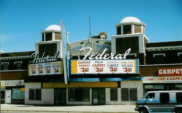 Federal Theater, Denver CO 1997