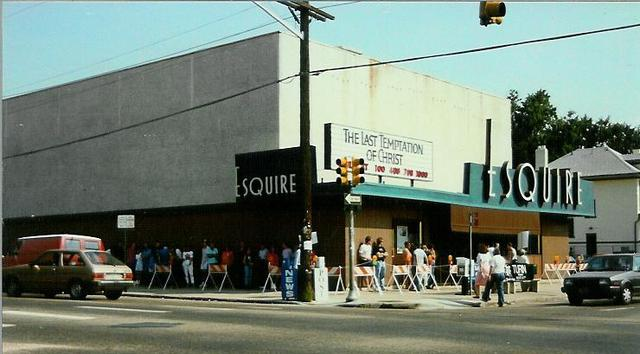 Esquire Theater, Denver CO 1988