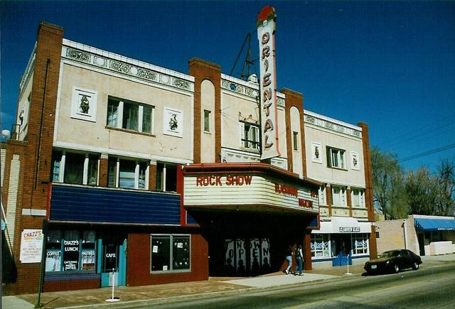 Oriental Theater, Denver CO 1995