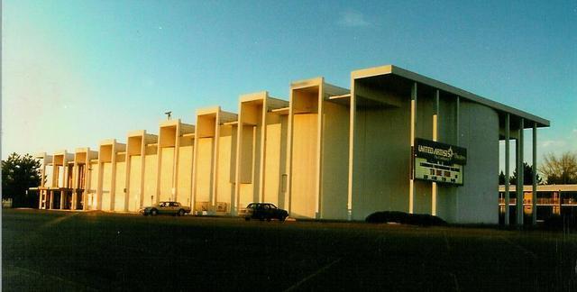 Continental Theater, Denver CO November 1995