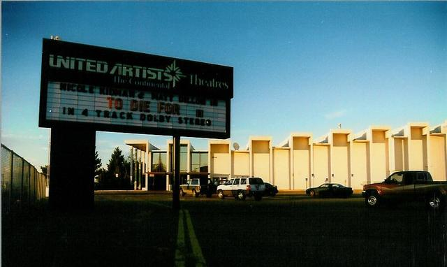 Continental Theater, Denver, CO November 1995