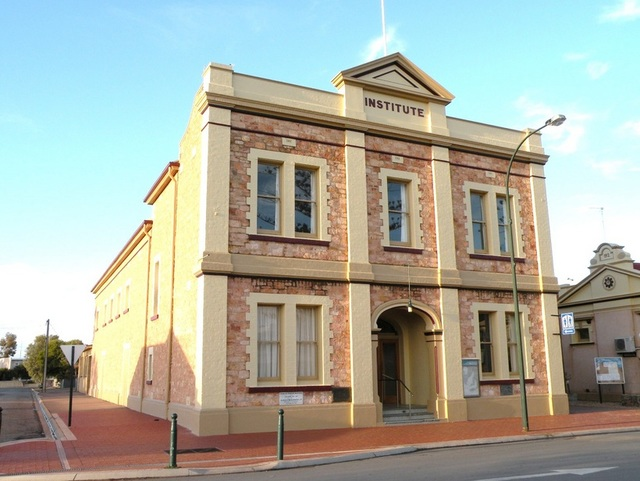 Cowell Mechanics Institute