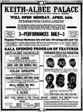 April 26th, 1926 grand opening ad