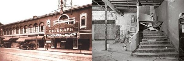 Biograph Theater In Chicago Il Cinema Treasures