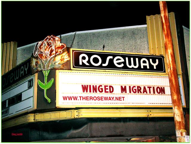 Roseway Theater©....Portland Oregon