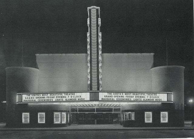 Gaylynn Theatre Grand Opening