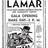 LAMAR THEATRE opened December 25, 1936