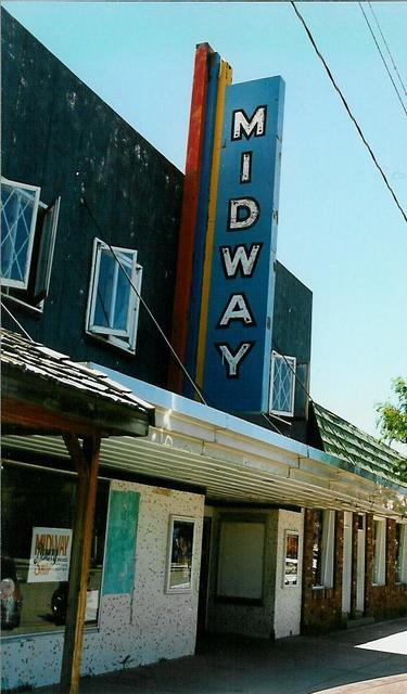 Midway Theater, Burlington CO July 1996