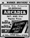 Arcadia Theater