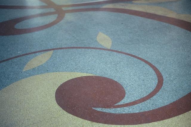 Fremont Terrazzo Detail
