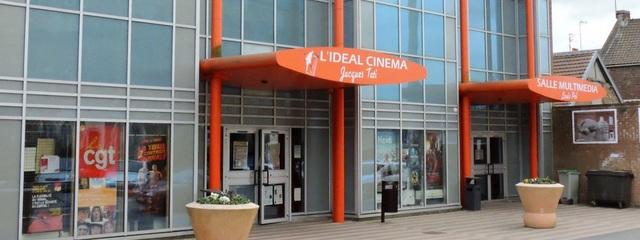 L'Ideal Cinema Jacques Tati