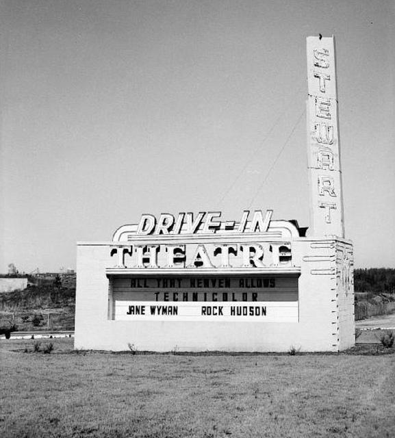 Stewart Drive-In
