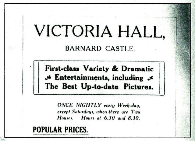 Victoria Hall Cinema