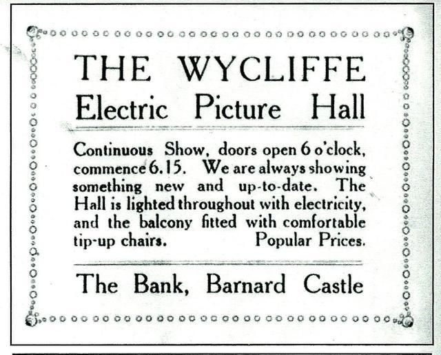 Wycliffe Cinema